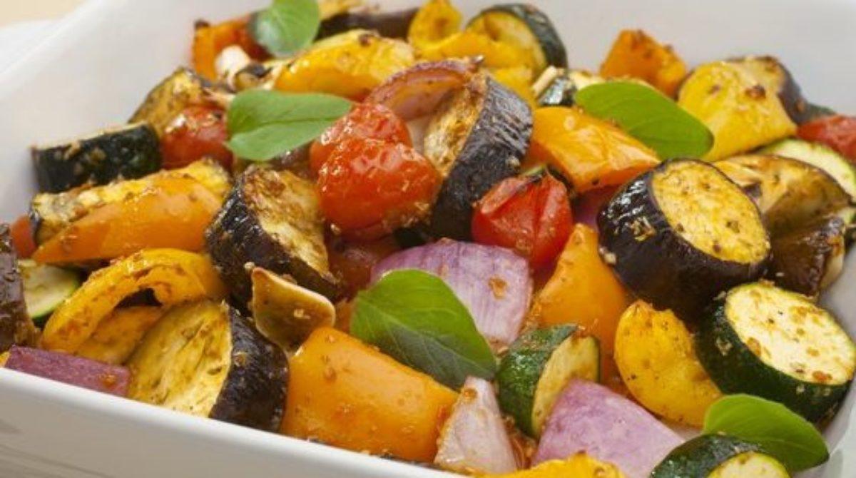 Mais legumes na dieta!